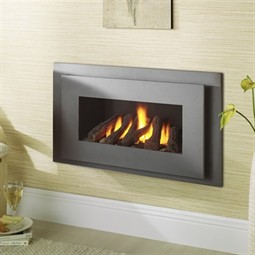 Crystal Fires Miami HE High Efficiency Gas Fire