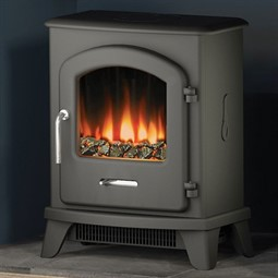 Broseley Serrano 3 Cast Iron Electric Stove
