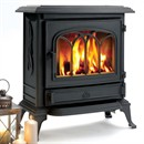 Broseley Canterbury Cast Iron Balanced Flue Gas Stove