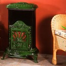Franco Belge Parisienne Multifuel / Wood Burning Stove