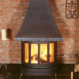 Nordpeis N22 Woodburning Fireplace Stove