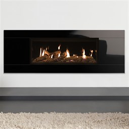 Gazco Studio Glass MK2 Wall Mounted Gas Fire (Glass Fronted)