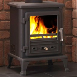 Gallery Firefox 5.1 Cleanburn II Multifuel / Woodburning Stove