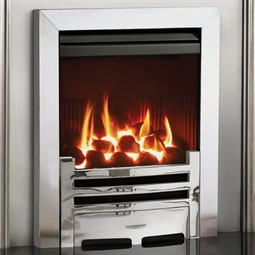Gazco Logic HE Arts Balanced Flue Gas Fire