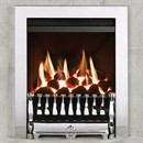 Gazco Logic HE Spanish High Efficiency Balanced Flue Gas Fire