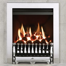 Gazco Logic HE Spanish Balanced Flue Gas Fire