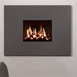 Gazco Logic HE Steel Balanced Flue Gas Fire
