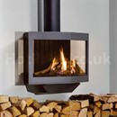 Wanders Stealth Balanced Flue Gas Fireplace Stove