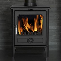 Cast Tec Norvik 5 Multi-Fuel Stove (DEFRA Approved)