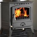Cast Tec Alberg 7 Multi-Fuel Stove (DEFRA Approved)