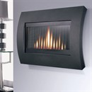 Flavel Curve Hang-on-the-Wall Gas Fire