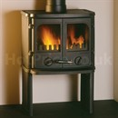 Morso 2140 Cleanheat Panther Convector Multifuel / Woodburning Stove