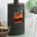 Morso 6140 Contemporary Woodburning Convector Stove