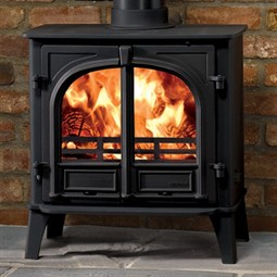 Stovax Stockton 8HB Multi-Fuel Boiler Stove (Mark 2)