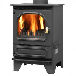 Dunsley Highlander 5 Enviro-Burn Wood Burning / Multi-Fuel Stove