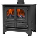 Dunsley Highlander 10 Multifuel Central Heating Boiler Stove