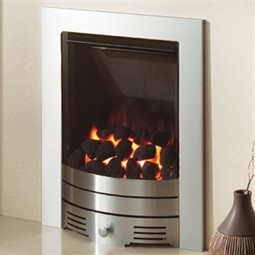 Crystal Fires Diamond Radiant Gas Fire - Fascia Model