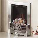 Crystal Fires Diamond Contemporary Gas Fire
