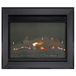 Burley Acumen Flueless 4111 Hole-in-the-Wall Gas Fire