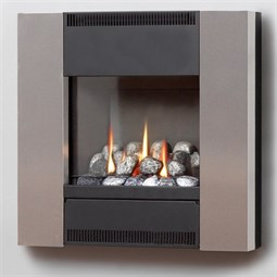 Burley Image 4237 Flueless Wall Mounted Gas Fire