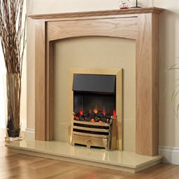 Pureglow Stretton Fireplace Suite with Electric Fire
