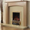 Pureglow Stretton Fireplace Suite with Gas Fire