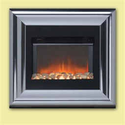 Burley Oakham 537 Wall Mounted Electric Fire