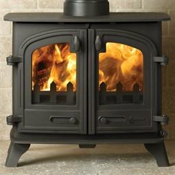 Yeoman Exe Wood Burning Stove Double Door Hotprice Co Uk