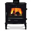 Carron 7.3kW Multi-Fuel / Wood Burning Stove - Black Enamel