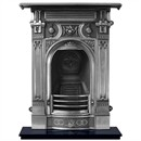 Carron Victorian Cast Iron Fireplace (Small)