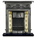 Carron Morris Cast Iron Fireplace