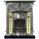 Carron Valentine Cast Iron Fireplace