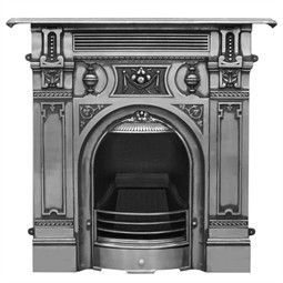 Carron Victorian Cast Iron Fireplace (Large)