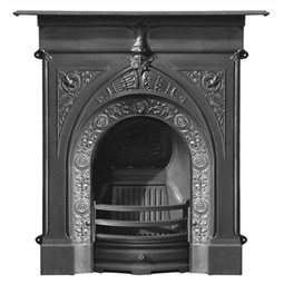 Carron Knaresborough Cast Iron Fireplace