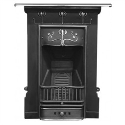 Carron Abbott Cast Iron Fireplace