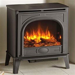 Gazco Stockton2 Electric Stove - Medium