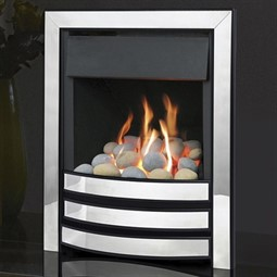 Verine Quasar Plus High Efficiency Gas Fire (Open-Fronted)
