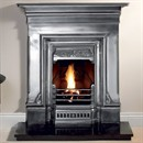 Gallery Edinburgh Cast Iron Fireplace