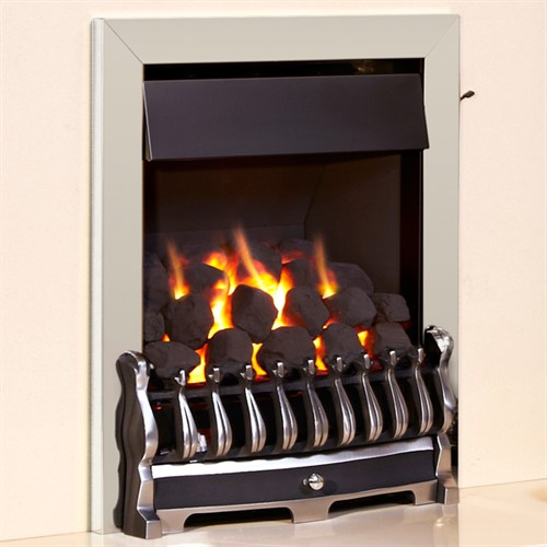 Flavel Richmond Plus High Efficiency Gas Fire (Open-Fronted)