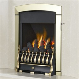 Flavel Calypso Plus High Efficiency Gas Fire (Open-Fronted)