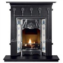 Gallery Amsterdam Cast Iron Fireplace