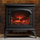 Gazco Clarendon Electric Stove - Medium