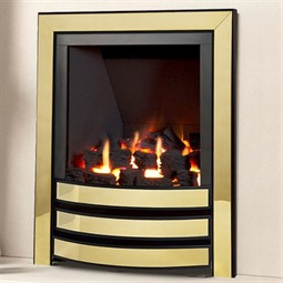Verine Quasar Inset Gas Fire