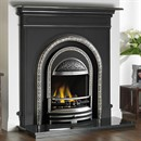 Cast Tec Ashbourne Integra Combination Cast Iron Fireplace