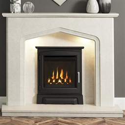 Elgin & Hall Aurelia Marble Fireplace Suite