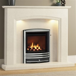 Elgin & Hall Eliana Marble Fireplace Suite