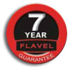 Flavel Gas Fires 7 Year Warranty