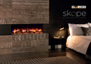 Gazco Skope Electric Fire Brochure