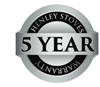 Henley Stoves 5 Year Warranty