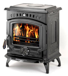 Aga Much Wenlock Woodburning Stove